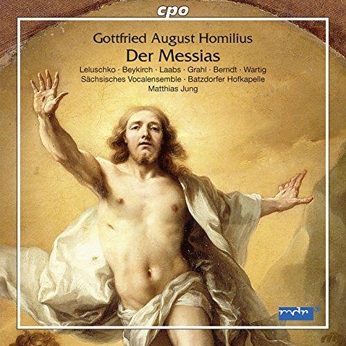 Sächsisches Vocalensemble - Der Messias - Preis vom 17.06.2021 04:48:08 h