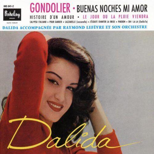 Dalida - Gondolier - Preis vom 22.06.2021 04:48:15 h