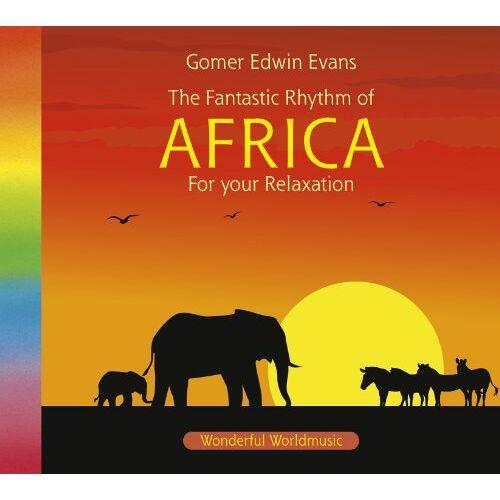 Evans, Gomer Edwin - Africa. Fantastische Rhythmen. Afrikanische Musik, CD Afrika, Musik aus Afrika, afrikanische Rhythmen - Preis vom 26.09.2021 04:51:52 h