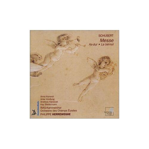 Anna Korondi - Messe As-Dur - Preis vom 09.06.2021 04:47:15 h