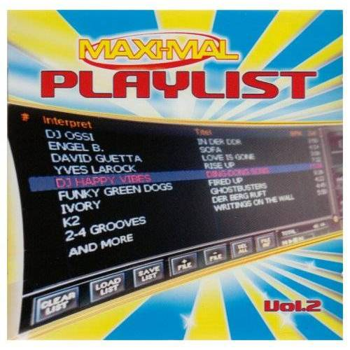 - Maxi-Mal Playlist Vol.2 - Preis vom 21.06.2021 04:48:19 h
