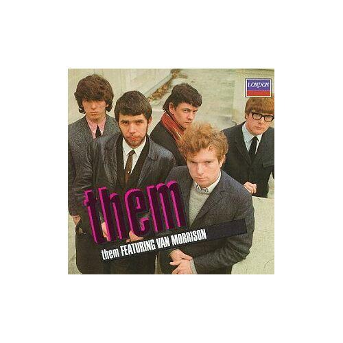 Them - Them Featuring Van Morrison - Preis vom 15.06.2021 04:47:52 h