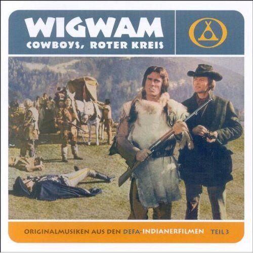 Ost - Wigwam,Cowboys,Roter Kreis - Preis vom 14.06.2021 04:47:09 h