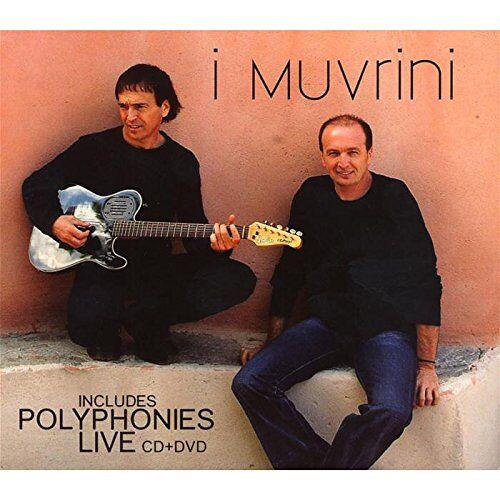 I Muvrini - Polyphonies/Live CD/Live Dvd - Preis vom 18.06.2021 04:47:54 h