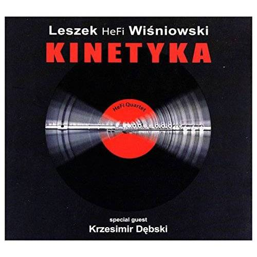 Leszek WiĹniowski - Leszek WiĹ›niowski: Kinetyka [CD] - Preis vom 19.06.2021 04:48:54 h