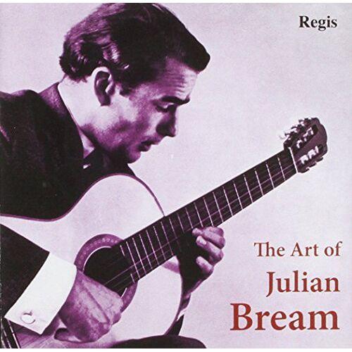 Julian Bream - Art of Julian Bream - Preis vom 14.06.2021 04:47:09 h