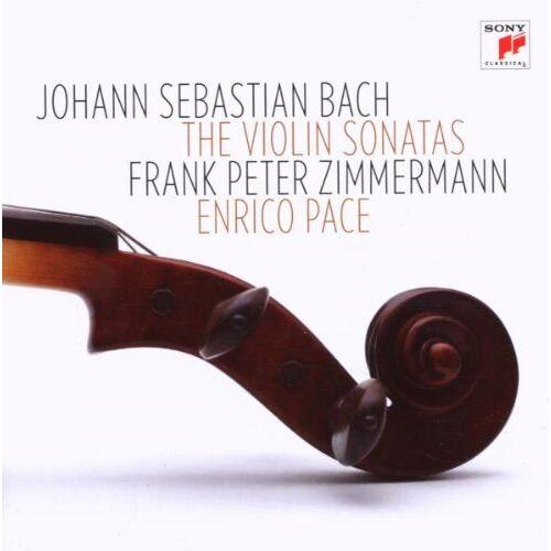 Frank Peter Zimmermann - Sonaten für Violine und Klavier - Preis vom 21.06.2021 04:48:19 h