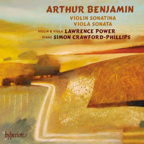 Lawrence Power - Benjamin: Bratschensonate / Violinsonate - Preis vom 21.06.2021 04:48:19 h