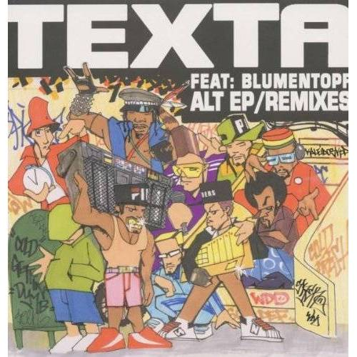Texta Feat. Blumentopf - Alt [Vinyl Single] - Preis vom 11.10.2021 04:51:43 h