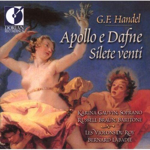 Gauvin - Apollo E Dafne & Silete Venti - Preis vom 11.10.2021 04:51:43 h