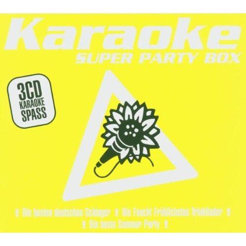 Karaoke - Karaoke-Super Party Box - Preis vom 18.06.2021 04:47:54 h