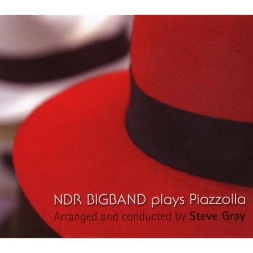 Ndr Big Band & Steve Gray - Ndr Bigband Plays Piazzolla - Preis vom 21.06.2021 04:48:19 h
