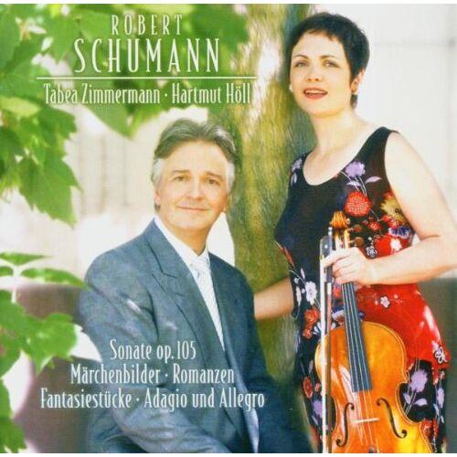 Tabea Zimmermann - SCHUMANN: Werke für Viola und Klavier - Preis vom 21.06.2021 04:48:19 h