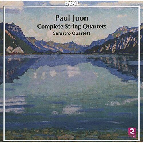 Sarastro Quartett - Sämtliche Streichquartette - Preis vom 15.06.2021 04:47:52 h