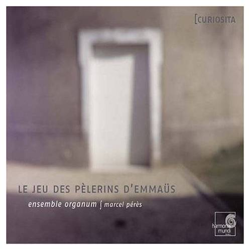 Ens.Organum - Le Jeu Des Pelerins D'emmaus - Preis vom 17.06.2021 04:48:08 h