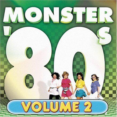 Va-Monster 80'S - Vol. 2-Monster 80's - Preis vom 20.06.2021 04:47:58 h