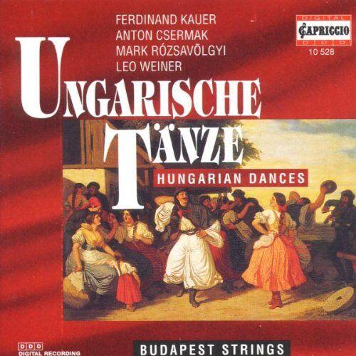 Bustr - Ungarische Tänze - Preis vom 12.06.2021 04:48:00 h