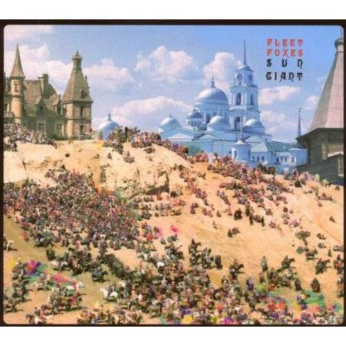 Fleet Foxes - Sun Giant - Preis vom 11.06.2021 04:46:58 h