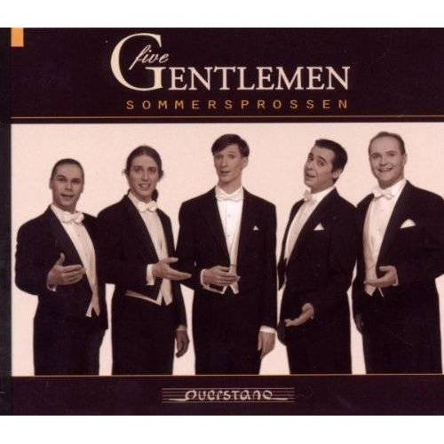 Five Gentlemen - Sommersprossen - Preis vom 22.06.2021 04:48:15 h