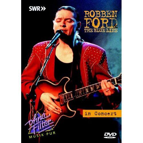 Robben Ford - Robben Ford & The Blue Line - In Concert: Ohne Filter - Preis vom 16.06.2021 04:47:02 h