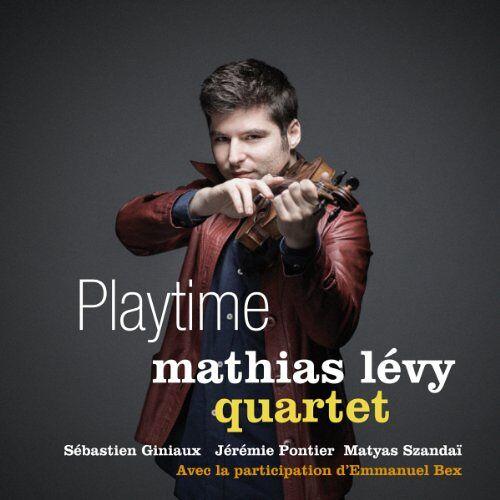 Mathias Levy - Playtime - Preis vom 20.06.2021 04:47:58 h