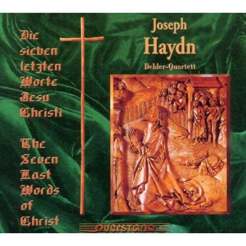 Dehler-Quartett - Haydn 7 Letzte Worte Jesu - Preis vom 09.06.2021 04:47:15 h