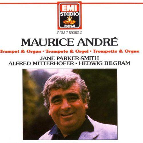 Andre - Trompete und Orgel - Preis vom 21.06.2021 04:48:19 h