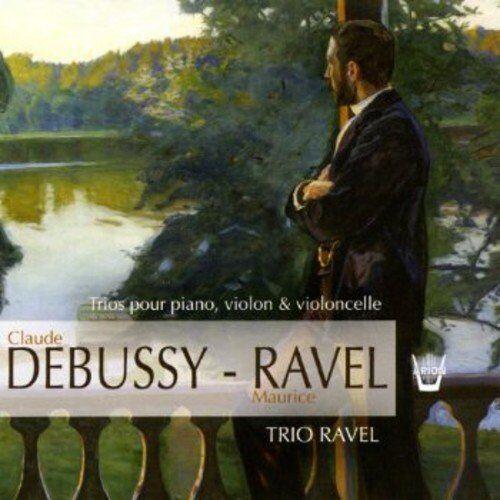 Trio Ravel - Debussy: Klaviertrio G-Dur/ Ravel: Klaviertrio a-Moll - Preis vom 19.06.2021 04:48:54 h