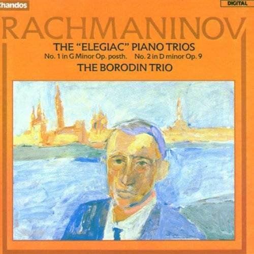 Borodin Trio - 2 Klaviertrios - Preis vom 19.06.2021 04:48:54 h