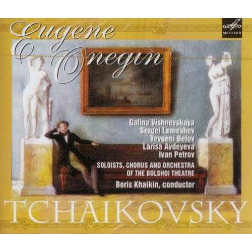 Vishnevskaya - Eugen Onegin (Ga) - Preis vom 20.06.2021 04:47:58 h
