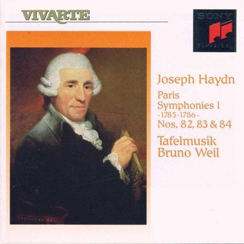 B. Weil - Pariser Sinfonien Vol. 1 - Preis vom 17.06.2021 04:48:08 h