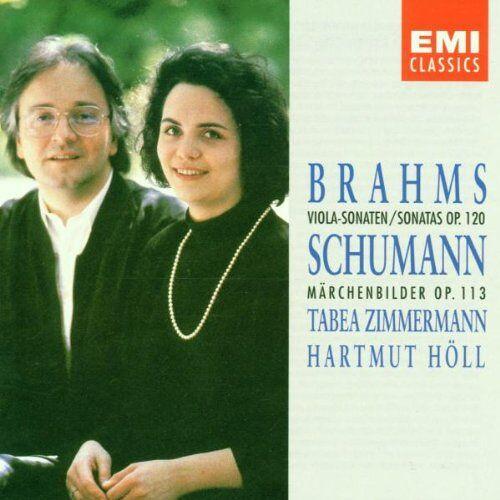 Zimmermann - Violasonaten 1 und 2 / Märchenbilder - Preis vom 15.06.2021 04:47:52 h