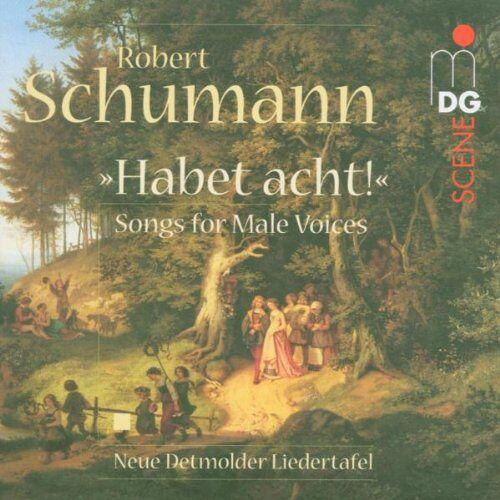 """Neue Detmolder Liedertafel - """"Habet Acht"""" - Preis vom 17.06.2021 04:48:08 h"""