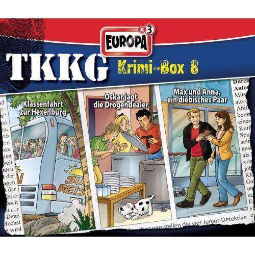 Tkkg - Tkkg Krimi Box 08 - Preis vom 13.06.2021 04:45:58 h