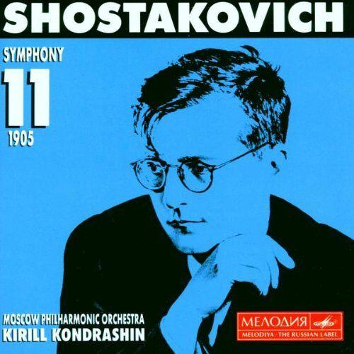 Kyrill Kondrashin - Sinfonie 11 - Preis vom 18.06.2021 04:47:54 h