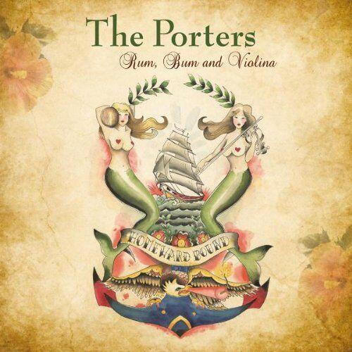 the Porters - Rum,Bum & Violina - Preis vom 19.06.2021 04:48:54 h