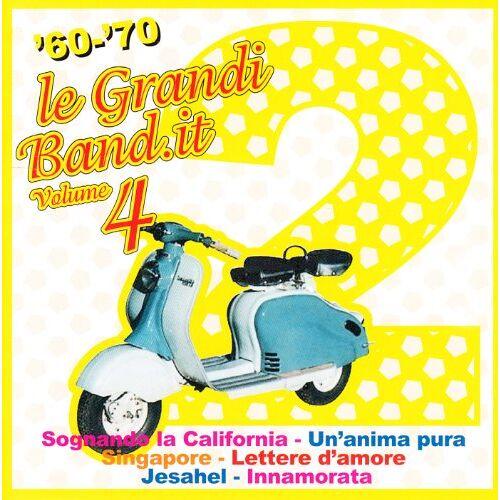 Vari-Le Grandi Band. - Le Grandi Band.It Cd2 Vol.4 - Preis vom 20.06.2021 04:47:58 h