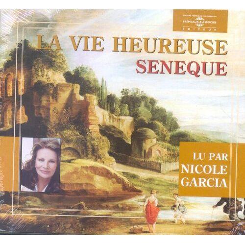 Nicole Garcia - La Vie Heureuse-par Nicole Garcia - Preis vom 21.06.2021 04:48:19 h