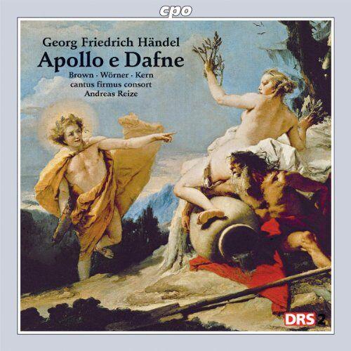 Various - Apollo E Dafne - Preis vom 14.06.2021 04:47:09 h