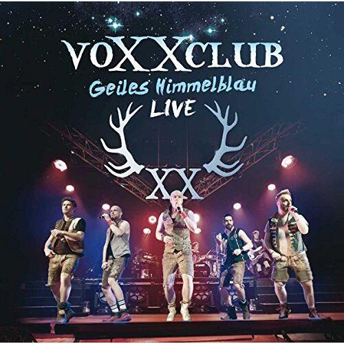 Voxxclub - Geiles Himmelblau-Live - Preis vom 19.06.2021 04:48:54 h