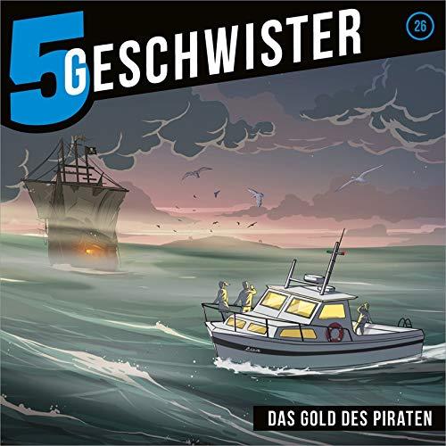 Tobias Schier - Fünf Geschwister - Das Gold des Piraten (26) (Fünf Geschwister (26), Band 26) - Preis vom 21.06.2021 04:48:19 h