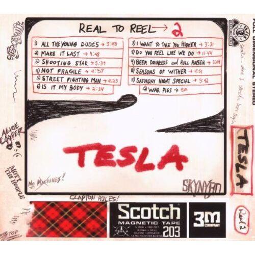 Tesla - Real to Reel 2 - Preis vom 17.06.2021 04:48:08 h