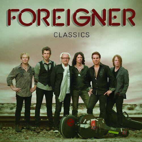 Foreigner - Foreigner Classics - Preis vom 19.06.2021 04:48:54 h