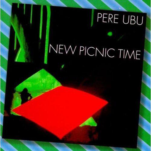 Pere Ubu - New Picnic Time - Preis vom 27.07.2021 04:46:51 h