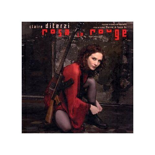 Claire Diterzi - Rosa la Rouge - Preis vom 22.06.2021 04:48:15 h