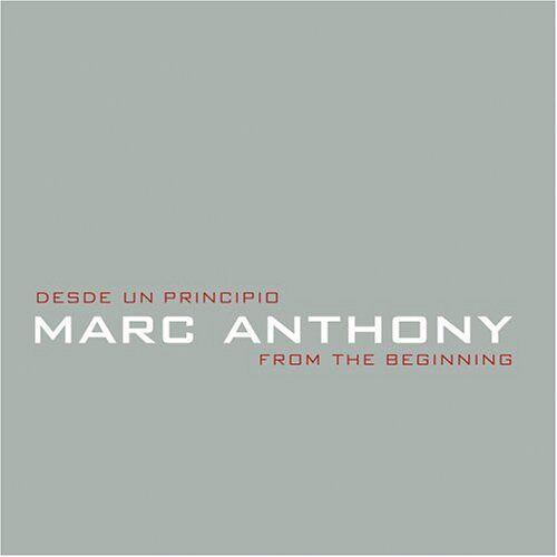 Marc Anthony - Desde un Principio - Preis vom 15.06.2021 04:47:52 h