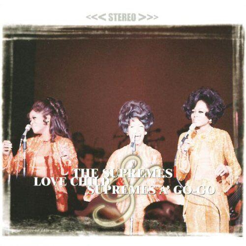 The Supremes - Love Child/Supremes a Gogo - Preis vom 13.09.2021 05:00:26 h