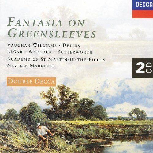 Neville Marriner - Greensleeves - Preis vom 19.06.2021 04:48:54 h
