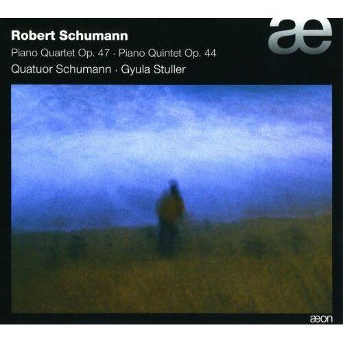Quatuor Schumann - Robert Schumann: Klavierquartett Op.47 / Klavierquintett Op.44 - Preis vom 19.06.2021 04:48:54 h