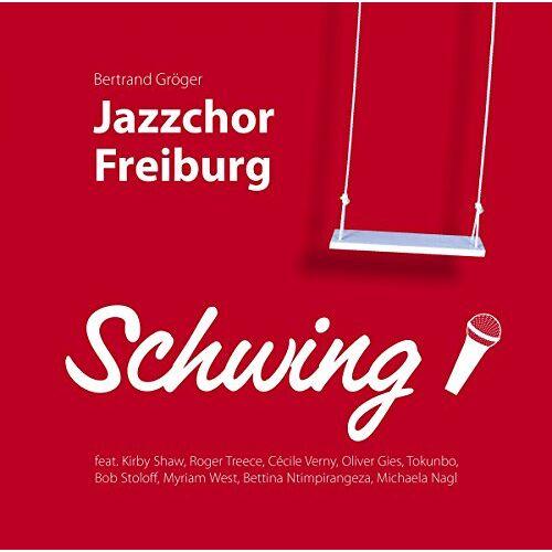 Jazzchor Freiburg - Schwing! - Preis vom 11.06.2021 04:46:58 h